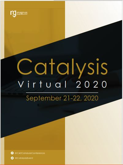 Second Edition of Global Webinar on Catalysis, Chemical Engineering and Technology Book