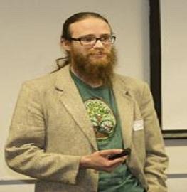 Potential speaker for catalysis conference - Alexander Dennis James