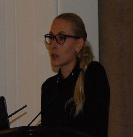 Potential speaker for catalysis conference - Izabela Georgieva Genova