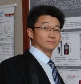 Potential speaker for catalysis conference - Yaxin Su